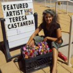 "Teresa Castaneda ""Featured Artist"" for May 2016"