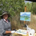 "Linda Mooney ""Featured Artist"" September 2016"