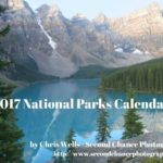 2017 National Parks Calendar by Chris Wells