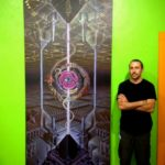 Artist Reception this Saturday for Justin Kephart 2 pm to 4 pm