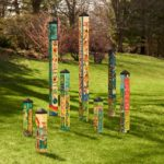 The Lyric Project Art Poles are here!
