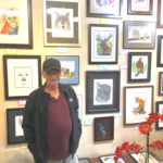 "Gary Poncelet/ Iggyponce Studios ""Featured Artist"" for Sept. & Oct. 2017"