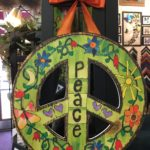 "New ""Peace"" Signs by Stephanie Burgess have arrived"