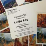 Mark your calendar!!!! Meet Lelija Roy at Frame By Frame this Saturday May 4th from 2:00-4:00 pm.