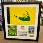 GOLFERS! Hole In One Shadow Boxes we have you covered!