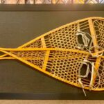 We can frame your snowshoes!