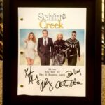 Schitt$ Creek signed script