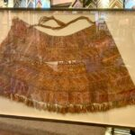 25 year old Iraqw skirt from Tanzania, Africa