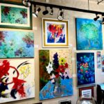 "New ""Featured Artist"" Mindy Wolpa for May and June"