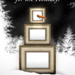 If you need someing framed for the Holidays you need to come in NOW!