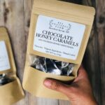 Honey Caramels made right here in Colorado make a great gift!